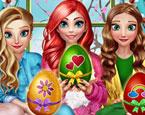 Prensesler Mutlu Eğlence