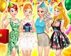 Prensesler Süpriz Parti