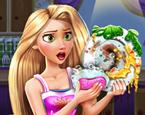 Rapunzel Bulaşık Yıkama
