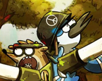 Regular Show Boya Savaşı