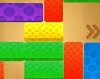 Renkli Blok Bulmacası