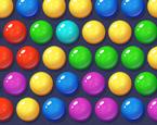 Bubble Renkli Top