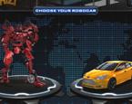 Robot Araba Saldırı Yarışı