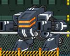 Silahlı Robot