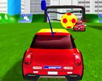 Roket Topu Rocket Car Ball