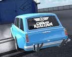 Rus Lada Arabası