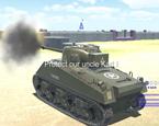 Savaş Tankı Top Atışı