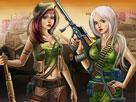 Savaşçı Kızlar