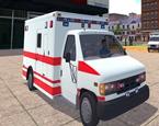 Şehirde Ambulans Sürme