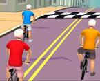 Şehirde Bisiklet Yarışı