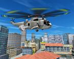 Şehirde Helikopter Sürme