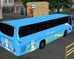 Otobüs Sür 3D