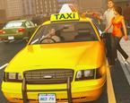 Şehirde Taksicilik Yapma