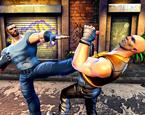 Sokak Dövüşü Çılgınlığı
