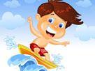 Sörfçü Çocuk