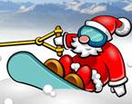 Sörfçü Noel Baba