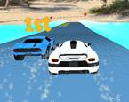 Su Kaydırağı Arabaları
