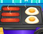 Sucuklu Yumurta Yapma