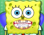 Sünger Bob Diş Fırçalama
