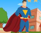 Süper Kahraman Yapboz