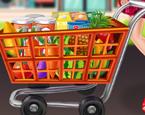 Süper Market Alışverişi