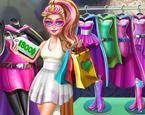 Süper Barbie Alışverişte