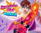 Süper Kahraman Kız Makyajı