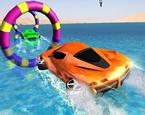 Suyun Üstünde Araba Sürme