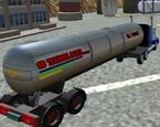 Tanker Kamyon Sürücüsü