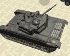 Tank Sürücüsü Simülatörü
