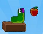 Tırtıl Elma Yeme