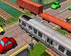 Tren Yolu Geçiş Kontrolü