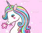 Unicorn Atı Boyama