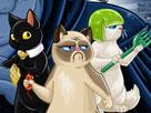 Uzaylı Kediler