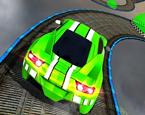 Yeşil Spor Araba