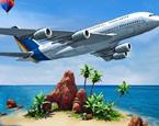 Yolcu Uçağı Uçurma