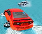 Yüzen Araba Yarışı
