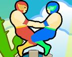 Zıplayan Güreşçiler