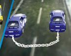 Zincirlenmiş Araba Yarışı