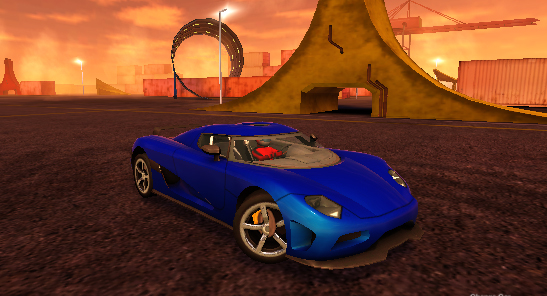 Ado Stunt Car