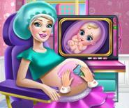 Barbie'nin Bebek Muayenesi