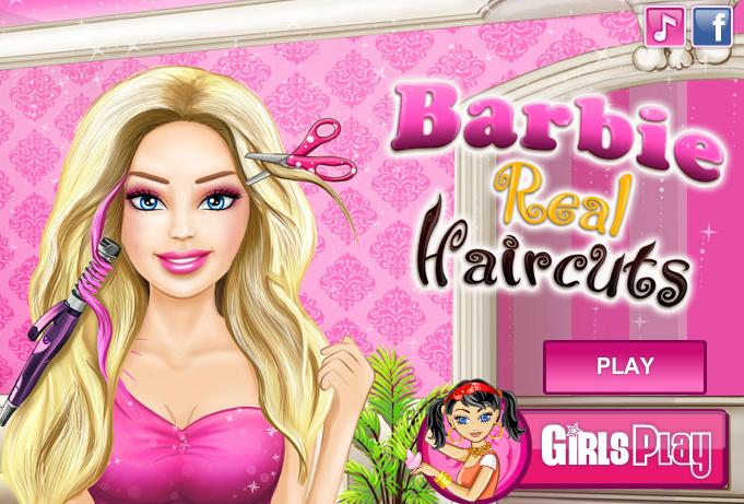 Barbie Saç Kesimi