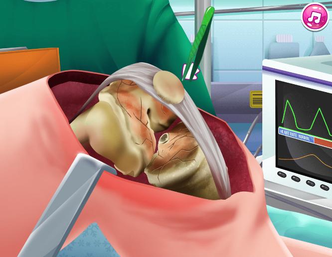Diz Ameliyatı Simülatörü