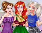 Prensesler Moda Alışverişi
