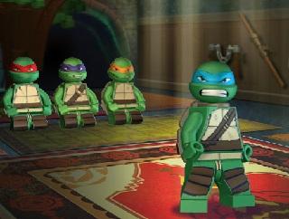Ninja Kaplumbağalar Dövüş Oyunu Oyna Oyun Skor