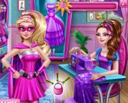 Süper Barbie Ve Kuzeni