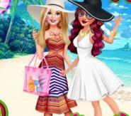 Barbie Moana'ya Ziyaret