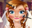 Anna Düğün Makyajı