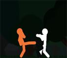 Çöp Adam Dövüş Ultra Lazer Işını