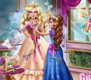 Prenses Barbie Ve Terzisi